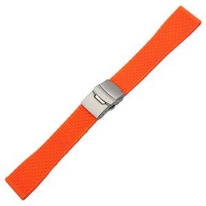 Image 5 - Bracelet de montre en Silicone bracelet de montre pour Breitling, 17mm, 18mm, 19mm, 20mm, 21mm, 22mm, 23mm, 24mm, pour bracelet de montre IWC Panerai
