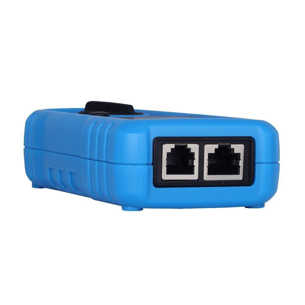 Image 4 - Высокое качество RJ11 RJ45 Cat5 Cat6 телефонный провод трекер  Tracer тонер Ethernet LAN Сетевой кабель тестер детектор линия Finder  инструментСетевые инструменты