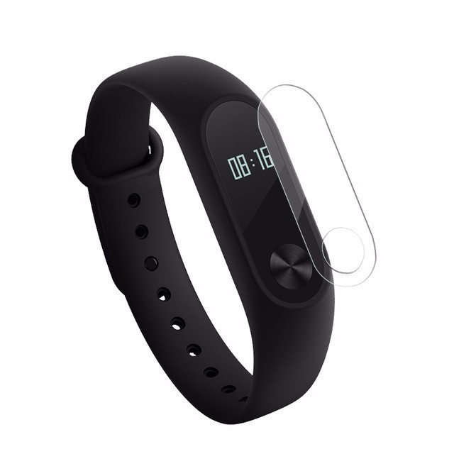 2pcs Xiaomi mi Band 2 Screen Protector Film Anti-explosion screen protective film for Xiaomi mi 2 Bracelet with retail Package asling ultra thin protective film for xiaomi mi 6x