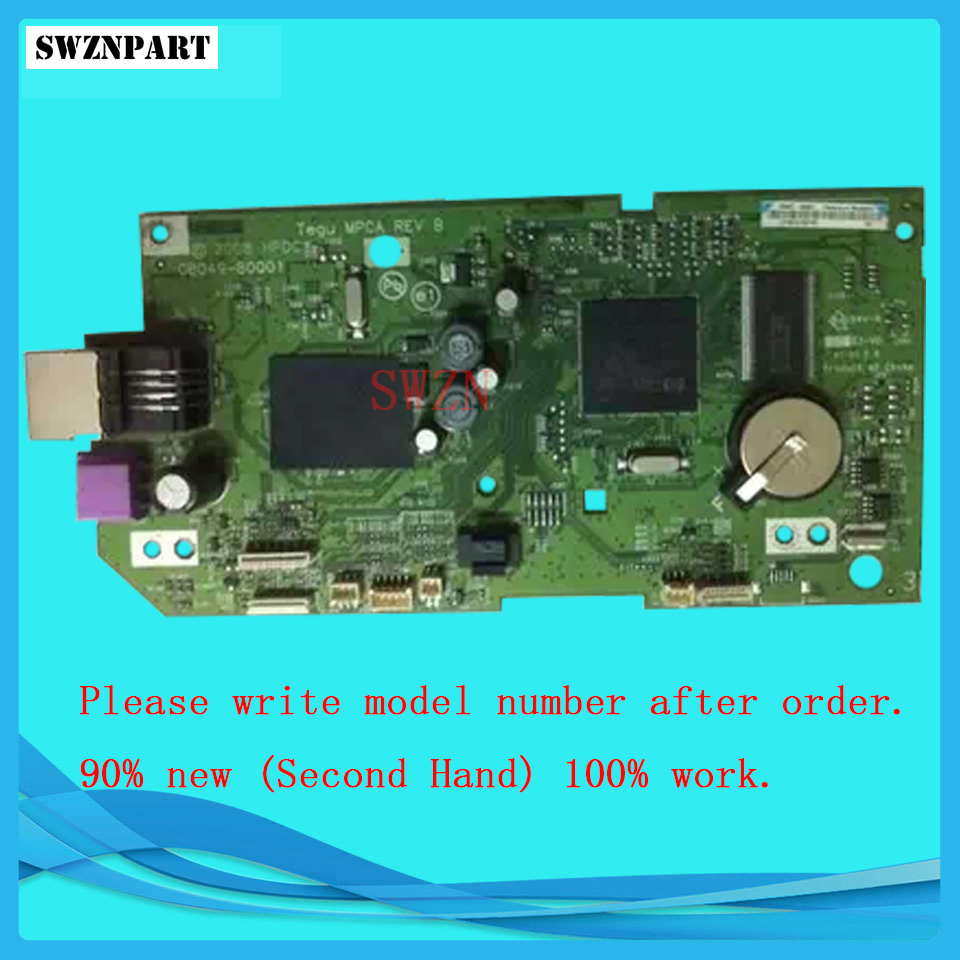 цены  FORMATTER PCA ASSY Formatter Board logic Main Board MainBoard For HP Officejet 6000
