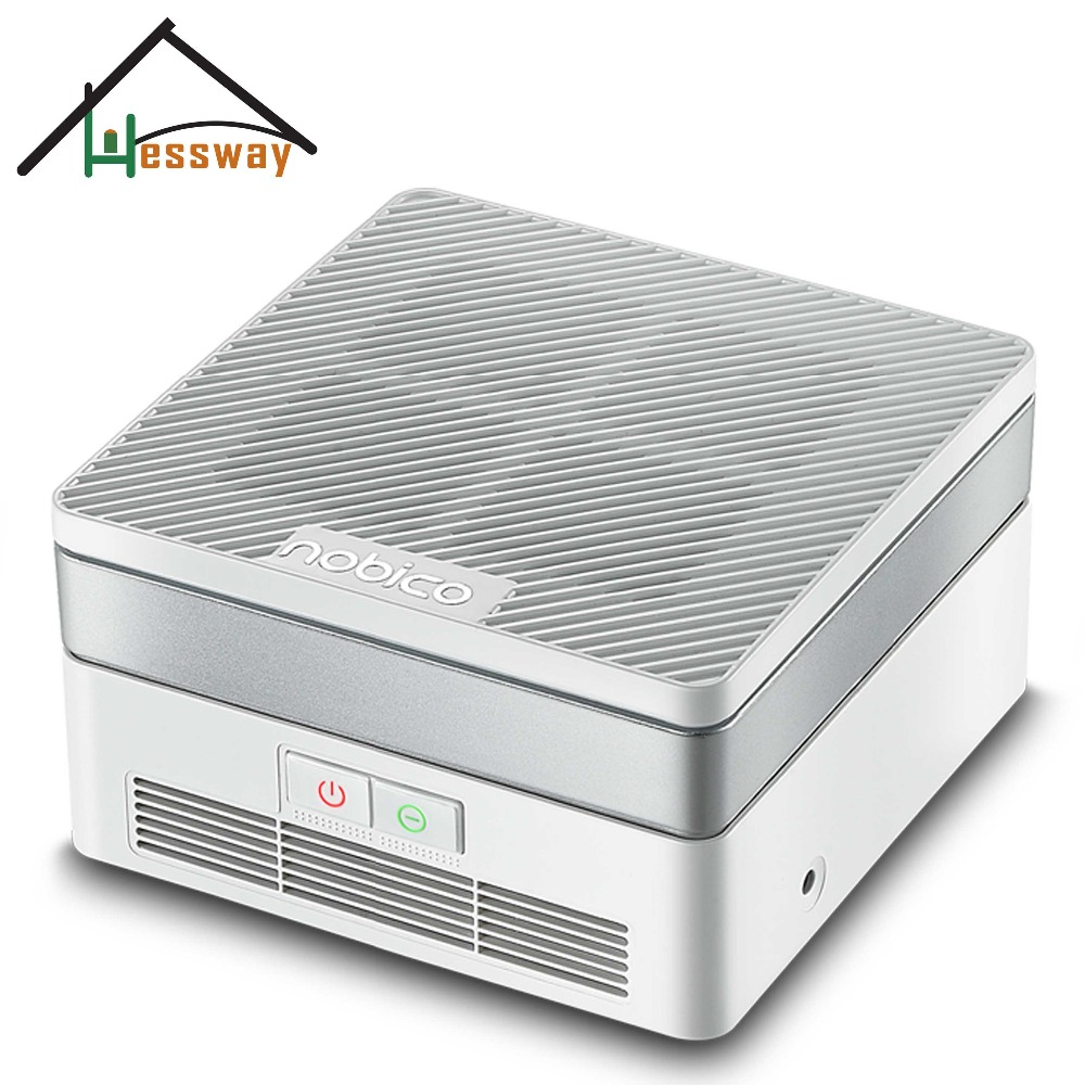 12V Power photocatalyst ionizer air purifier air cleaner filters for car