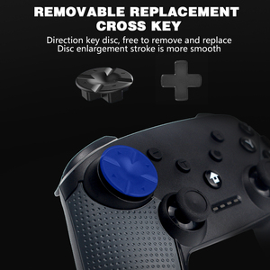 Image 5 - DATA FROG For Nintend Switch Wireless Bluetooth Game Controller Gamepad For PC Game Joystick Bluetooth Controller