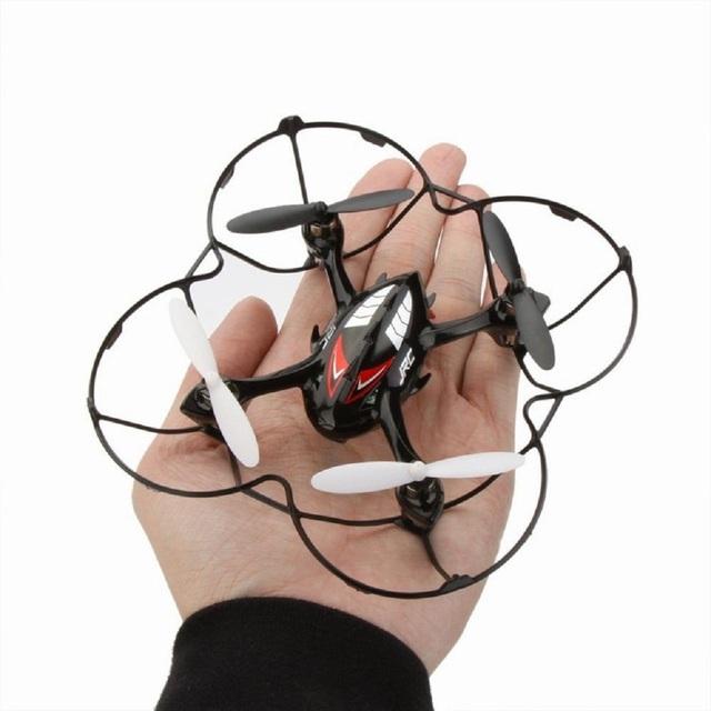 Jjrc H6C 2.4 GHz 4CH 6-Axis Gyro graus Eversion modelo de aeronave avião de controle remoto RC helicóptero Quadcopter com câmera de 2mp