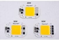 чип початка 20 вт 30 вт 50 вт 3 вт 5 вт 7 вт 9 вт 12 вт 15 вт 18 вт 220 в Smart-ИК света, высокая яркость светодиодная лампа чип для поделок проектор лампа чип