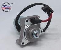3 Bolt Upper Electric Starter Motor For 50cc 70cc 90cc 110cc 125cc Dirt Pit Bike Atv