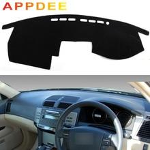 APPDEE для Toyota mark x 2004-2009, чехлы для стайлинга автомобилей, коврик для приборной панели, солнцезащитный козырек, крышка для приборной панели 2005 2006 2007 2008 RHD