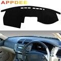 APPDEE для Toyota mark x 2004-2009 автомобильные Стайлинг Чехлы Dashmat Dash коврик Солнцезащитная панель Крышка Capter 2005 2006 2007 2008 RHD
