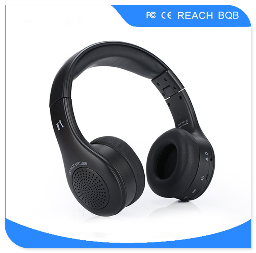 ФОТО 2017 Newest Stylish Light Weight Durable Ear-Covering Wireless Earphone Headphone for iOS/Android Smartphones