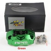 Buy online For Yamaha Aerox Nitro BWS 100 Jog 50 rr Zuma Honda Dio Suzuki Aprilia SR New RPM Motor CNC Brake Calipers Motorcycle Brake Pump