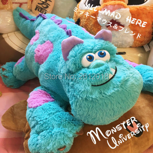 New Sulley Sully Monsters cushion pilliow Stuffed toy 60cm