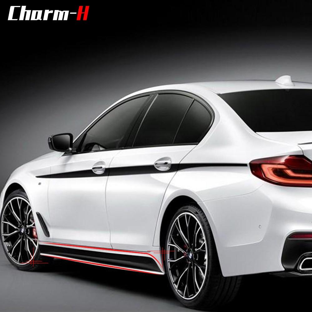 2Pieces M Performance 5D ածխածնի մանրաթել - Ավտոմեքենայի արտաքին պարագաներ - Լուսանկար 3