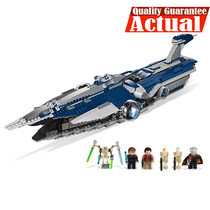 Lepin 05072 Star Set War Series The Limited Edition Malevolence Warship Children Building Blocks Bricks Toy Model legoINGly 9515 kazi 608pcs pirates armada flagship building blocks brinquedos caribbean warship sets the black pearl compatible with bricks