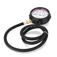 Car Dial Air Vacuum Pressure Gauge Meter Manometer Auto Vehicle Diagnostic Tools Dual Gauge readings 0 to 500psi
