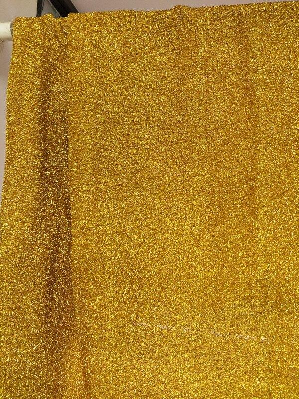 Express kostenloser 3FT * 7FT/10FT * 10FT Silber/Gold Shiny Kulissen, party Hochzeit Photo Booth Hintergrund Dekoration, Pailletten vorhänge draps