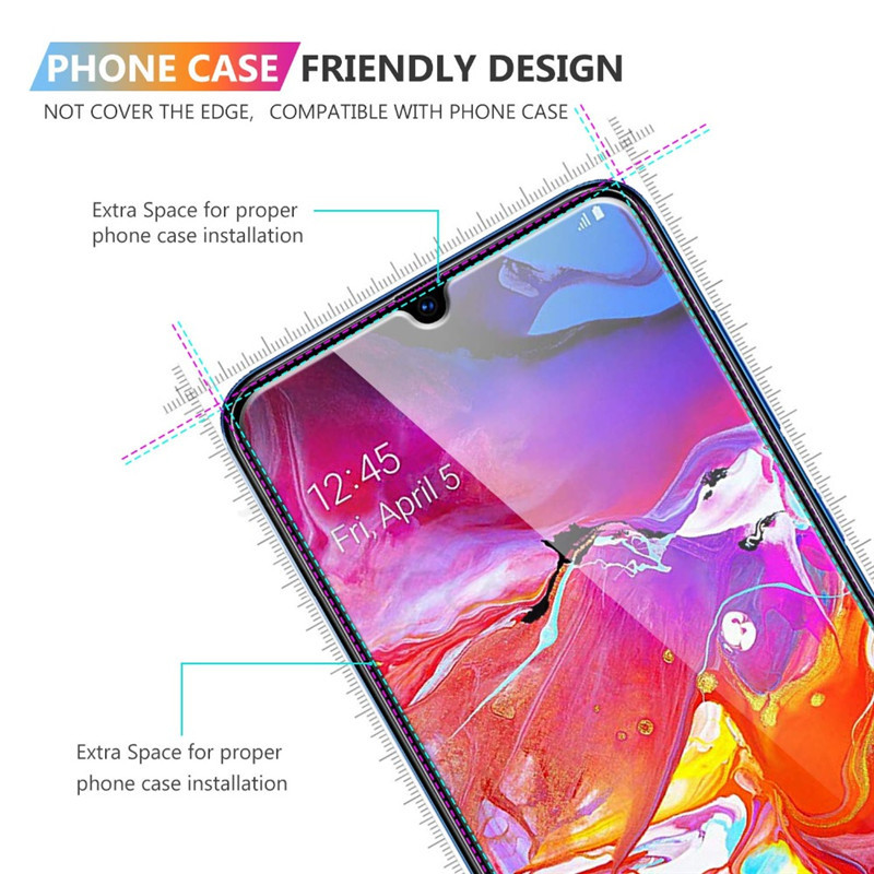 Image 2 - 2019 Umidigi A5 Pro Phone Protective Tempered Glass For UMIDIGI A5 Pro Hot Sale Screen Protector For UMIDIGI A5 Pro Film Glass-in Phone Screen Protectors from Cellphones & Telecommunications