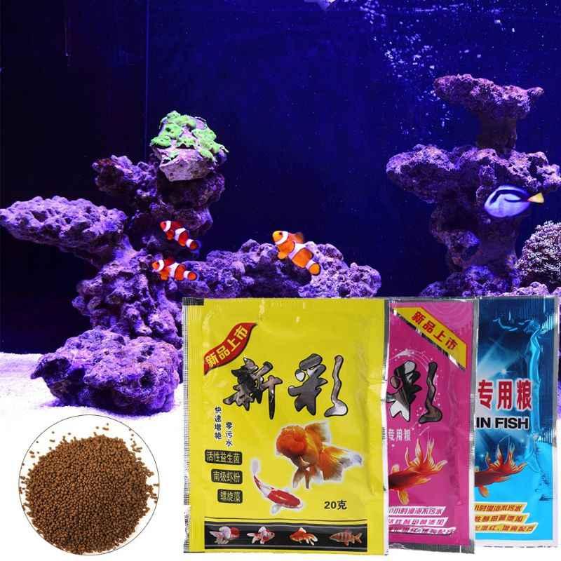 Detail Feedback Questions About Aquarium Fish Tank Nutritious Native