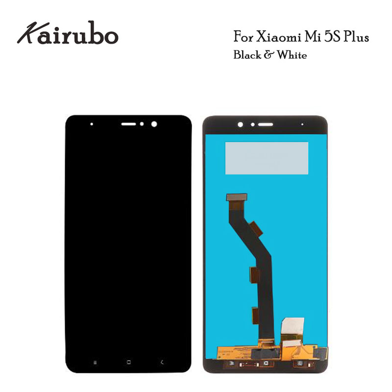 Assembly-Replacement Xiaomi Lcd-Display Touch-Screen 5s-Plus for And 100%Tested Dhl-Free