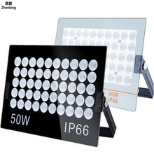 High Power LED Flood Light 50W 100W AC 220V Waterproof IP66 Floodlight Lamp Foco Led Exterior Spot Outdoor Ultra-thin