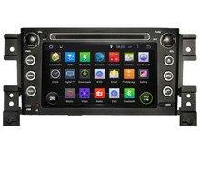 Free GIFTS ROM 16G 1024*600 Quad Core Android 5.1.1 Fit SUZUKI GRAND VITARA 2005 – 2015 Car DVD Player Navigation GPS Radio DVD