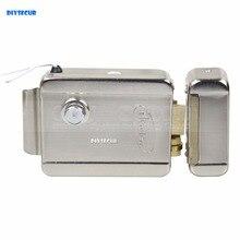 DIYSECUR Electronic Lock Door Lock Security System for Veideo Door Phone Doorbell Intercom Access Control System