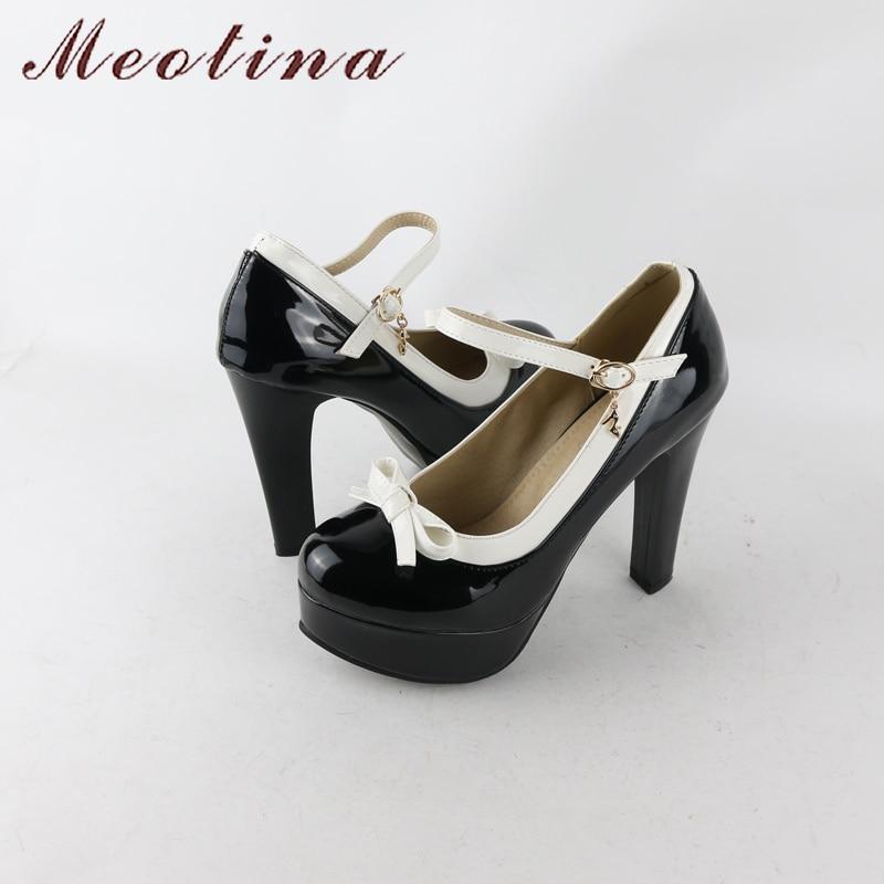 Detalle Comentarios Preguntas sobre Meotina zapatos Lolita zapatos ... 087fecb7a172
