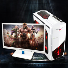 22 24 inch LCD screen i5 3570 gaming desktop computer PC Fashion design i7 game computer desktop