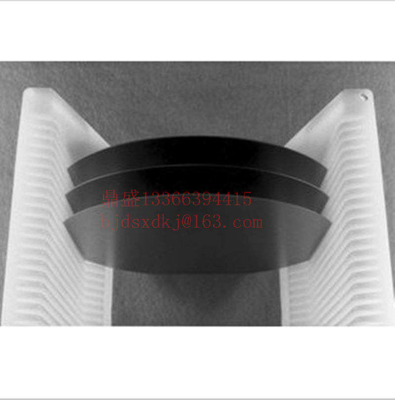 Single Crystal Silicon Wafer / 8*8mm Si Substrate/Single Side Polished Silicon Wafer/N/P Optional