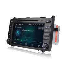 8″ Quad-Core Android 5.1.1 OS Car DVD for Volkswagen Crafter 2006+ with 1024*600 Resolution & External DAB+ Receiver Box Support