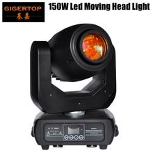 TIPTOP TP-L681 150 Вт белый цвет сценический свет светодиодный точечный движущийся головной свет сценический светильник, диско, диджейский вечерние освещение температурная защита