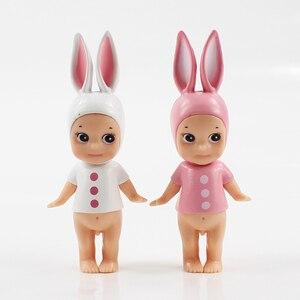 Image 4 - Lote de 4 muñecas de juguete, modelo de juguete para niños, de Sony Angel, Kewpie