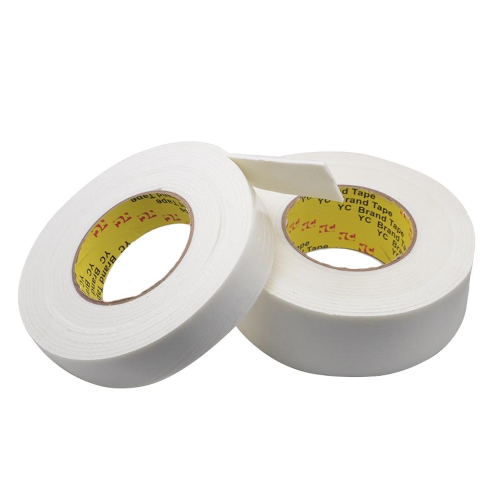 Мм 3 м 10 мм-50 мм супер сильная двусторонняя клейкая лента пена Двухсторонняя клейкая лента самоклеющаяся Накладка для монтажа крепежная пан...