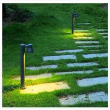 Outdoor garden light lawn modern minimalist floor lamp outdoor grass