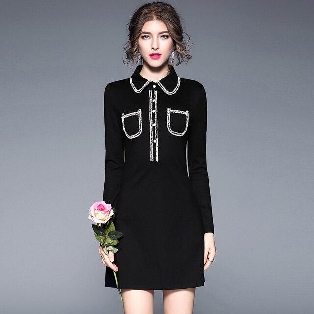Elegant Black Velvet Dresses for Women