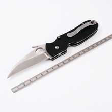 Brother 1606 zakmes Hoge kwaliteit Combat zakmessen Tactical survival tool map blade G10 440C staal EDC Collection