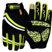 Велосипедный спорт полный палец перчатки для женщин мужчин лето 2018 моющиеся сенсорный экран дорожный велосипед Прихватки для мангала