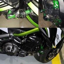 Для KAWASAKI Z900 Z 900 мотоцикл алюминиевая защита от падения Рамка слайдер Накладка для защиты от падения для обтекателя протектор