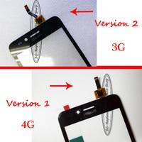 Black White Gold For Huawei Y3ii Y3 II Y3 2 LUA U03 LUA L03 LUA U23