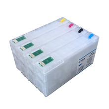 T6771 T6772 T6773 T6774 refillable ink cartridge for Epson pro WP-4011 WP-4511 WP-4521 WP-4092 WP4011 WP4092 WP4511 WP4521
