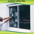3 M Transparente 4mil seguridad ventana de película a película protectora coche o ventana de vidrio de construcción