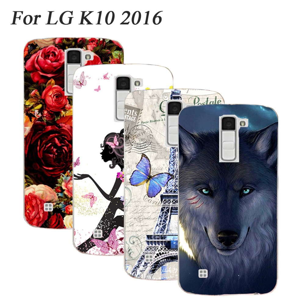 Colorful Plastic Hard PC Case For LG Ray X190 G4 Pro V10 G3 mini Cover Painting For LG G Flex 2 L9 L70 L80 Case Cover