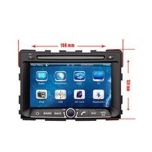 Win8 Menu Car DVD GPS radio Navigation for Ssangyong Rodius Micro Stavic 2014-2016 with Bluetooth Ipod 1080P