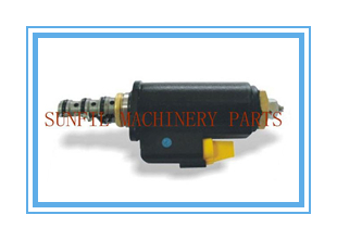 E320C 320C Excavator Hydraulic Pump Solenoid Valve 111-9916 KDRDE5K-3140E30-103A new rotation solenoid valve kwe5k 31 g24ya50 for excavator sk200 6e