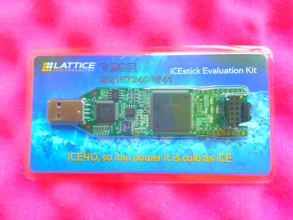 US $36 0 |ICE40HX1K STICK EVN BOARD EVAL FPGA ICESTICK Lattice iCEstick  USB-in Electronics Stocks from Electronic Components & Supplies on