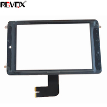 RLGVQDX New For ASUS MeMo Pad HD 7 ME173 Black Touch Screen Digitizer Sensor Glass Panel Tablet PC Replacement Parts new touch screen for 7 tesla neon color 7 0 3g tablet touch panel digitizer glass sensor replacement free shippin