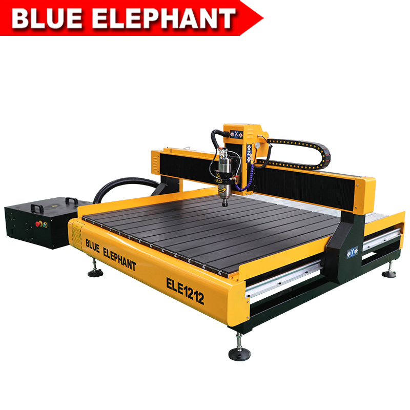 Competitive Price 3 Axis Wood Cnc Router 1212 3kw Water Cooling Spindle Wood Carving Machines For Advertising Board