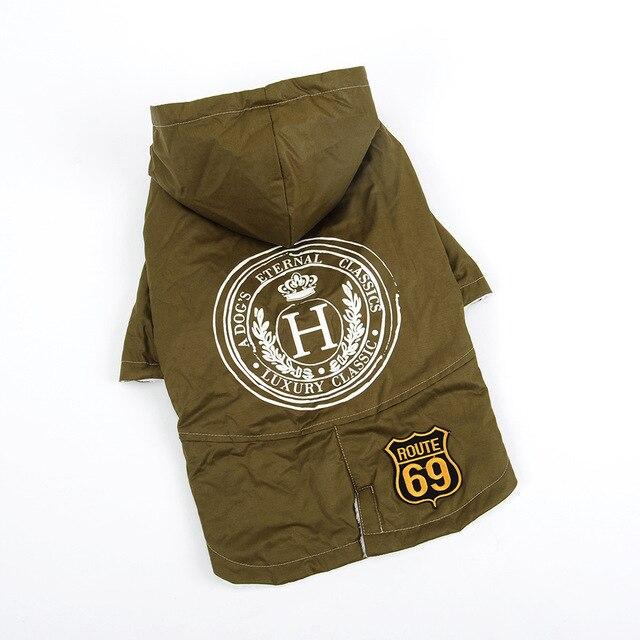 Army Green Waterproof Hoodie 6