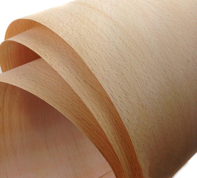 Us 25 76 8 Off 2x Natural Veneer Wood Veneer Sliced Veneer Red Beech Veneer Furniture Veneer In Furniture Accessories From Furniture On Aliexpress