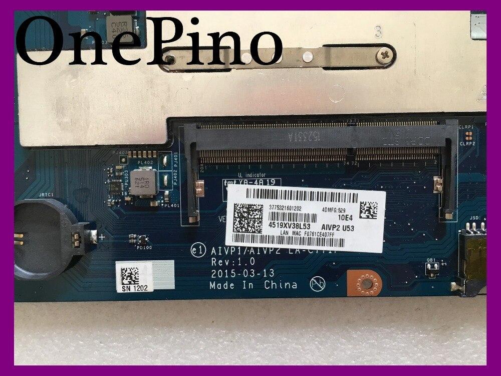 AIVP1/AIVP2 LA-C771P carte mère pour Lenovo 100-15IBY ordinateur portable carte mère testé fonctionnant - 2