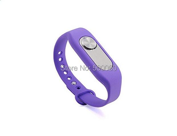 LiebenswüRdig Beste Verkauf 3 In 1 Sechs Farbe Armband Diktiergerät Hnsat Wr-06 Tragbares Audio & Video Armband Voice Recorder Niedriger Preis