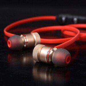 Image 4 - DUSZAKE L16 מגנטי אלחוטי Bluetooth אוזניות עבור טלפון בס אוזניות אלחוטי Bluetooth אוזניות לxiaomi טלפון ריצה